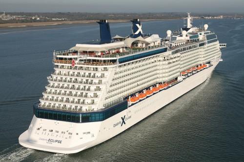 Celebrity Cruises - Civitavecchia Port