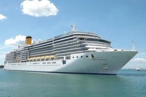 COSTA DELIZIOSA Transfer By Shuttle From Civitavecchia Port To - Civitavecchia train station to cruise ship
