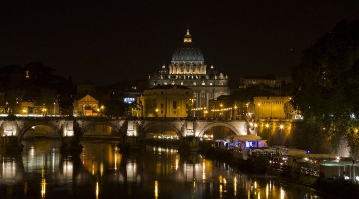 Rome by Night (4H)